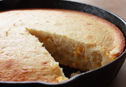 How to Make Moist Sweet Cornbread