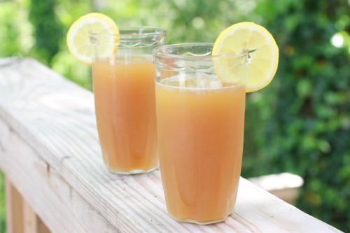 Sweet and Sassy Fruit Tea