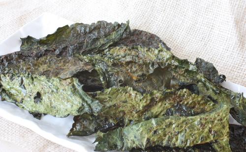 Lacinato Kale Chips
