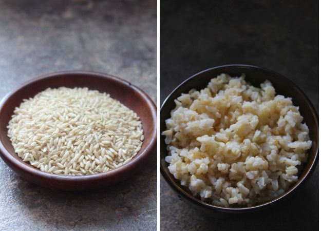 a Cook at Heart How to cook perfect brown rice every time ...
