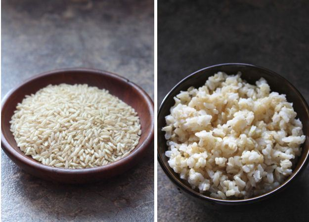How to cook perfect brown rice every time.