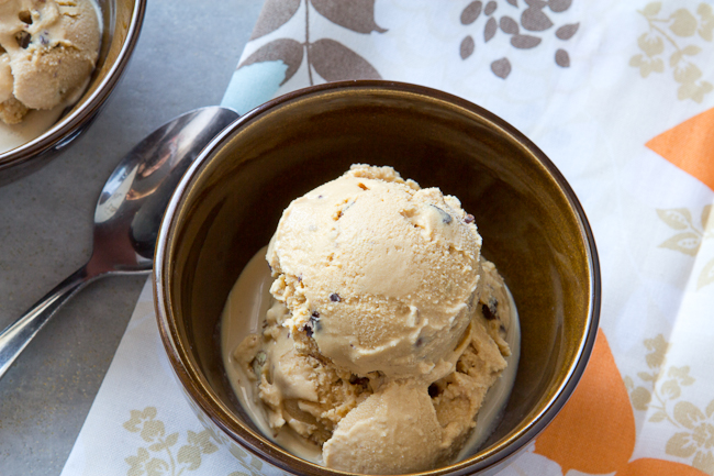 Dulce de Leche Dark Chocolate Chunk Ice Cream
