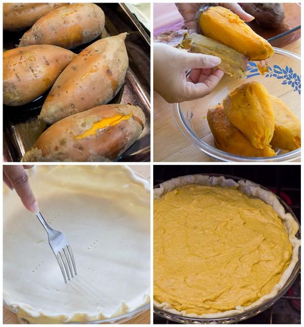 Soul Food Sweet Potato Pie