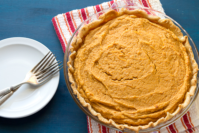 Soul Food Sunday – Southern Sweet Potato Pie