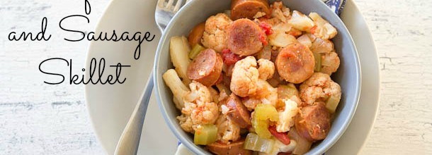 Cauliflower and Sausage Skillet