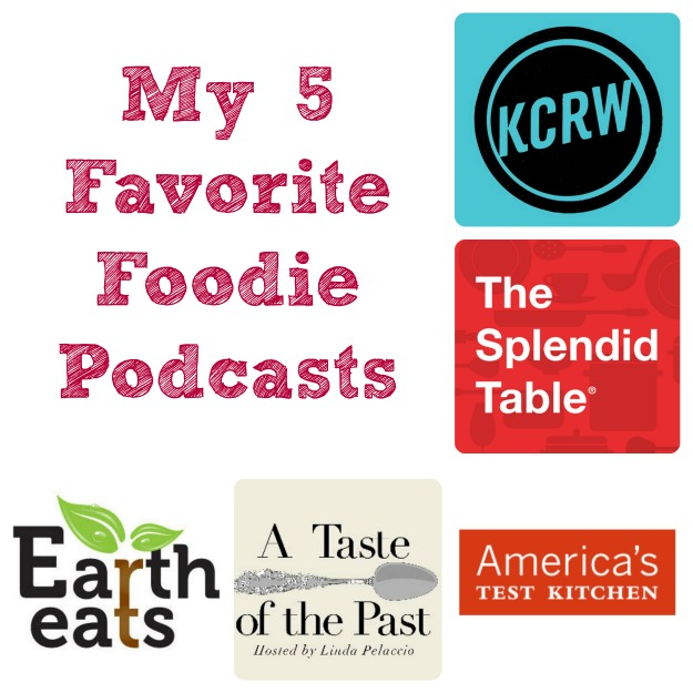 5 favorite podcasts