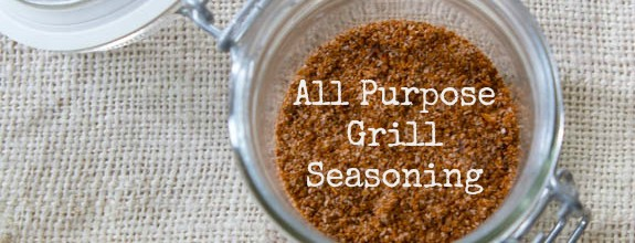 Dad Approved All Purpose Grill Seasoning
